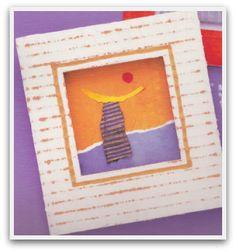 Easy Crafts for Kids - Project 6 - Make Frames