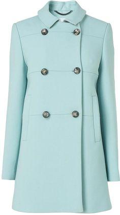 LK Bennett Delia Seam Detail Coat
