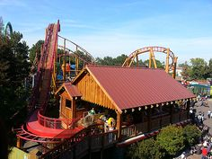 Knott's Berry Farm - Buena Park, California