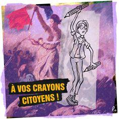 #JeSuisCharlie #CharlieHebdo #NousSommesCharlie