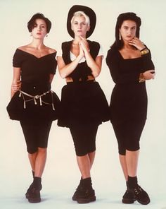 Bananarama. With the departure of original band mate  Siobhan Fahey there was a need to recruit new member Jacquie O' Sullivan. A second generation Banana's was born.