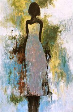 """""""Emerging Figure VIII"""" (2012) - N Paluszak"""
