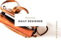 Styled Photos | Daily Designer by PhotoFirm on @creativemarket