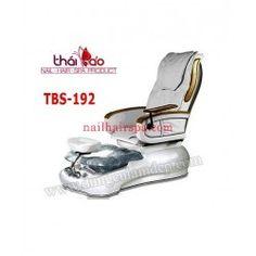 Ghe Spa Pedicure TBS192 Ghế Spa Pedicure là sản phẩm ghế chuyên nghiệp đang được rất ưa chuộng bởi các Nail Salon trên toàn thế giới. Ghế là sự kết hợp hoàn hảo giữa ghế nail thông thường cùng với ghế massage.
