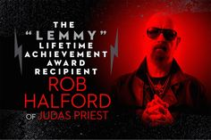 Rob Halford to Receive Lemmy Lifetime Achievement Award at Loudwire Awards  Read More: Rob Halford to Receive Lemmy Lifetime Achievement Award at Loudwire Awards | http://ultimateclassicrock.com/rob-halford-lifetime-achievement-loudwire-awards/?trackback=tsmclip