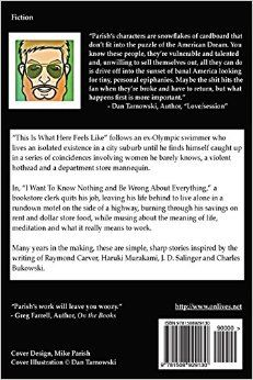 """""""Two Stories"""" A pair of bizarre dreamlike pieces of weird fiction. Brilliant and well worth a read."""