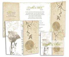 Hochzeitseinladungskarten+-+Tradition+trifft+Moderne