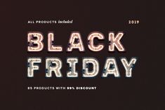 Are you excited about the most anticipated shopping event — Black Friday sale? We surely are, so there's no chance we could stay away from it. In order to make your design-tempted heart go Home Design, Interior Design Trends, Web Design, Graphic Design, Watercolor Kit, Watercolor Pattern, Vintage Comic Books, Vintage Comics, Photoshop Effects