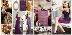 Purple and Gold Wedding Gowns | Style No. Purple and Gold Wedding 2014 Colors » Sophia Tolli