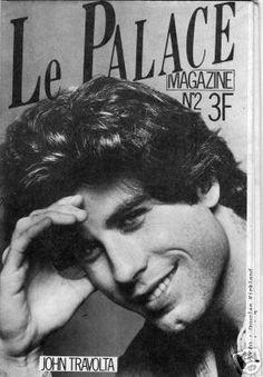 Le Palace Magazine N°02 Le Palace, John Travolta, Paris, Theatre, Nostalgia, The Past, Culture, Magazine, Montmartre Paris