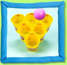 What a great idea from the creators of Play-Doh! Re-using the cans for a bowling. http://hasb.ro/K5t5jO #earlyed #play #earlyed
