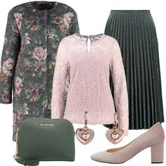 552a06d0649b Inguaribile romantica  outfit donna Bon Ton per ufficio e serata fuori