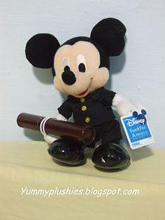 Yummyplushies! #mickey #cute #plush #toy #disney