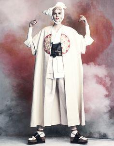 Photography by Luigi & Iango #luigiandiango Vogue Germany Vanessa Moody https://www.youtube.com/watch?v=OhXyvkxZKNA