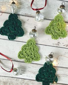 Most Beautiful Christmas Crochet Patterns With You New Year 2019 Page 62 of 63 apronbasket .com Most Beautiful Christmas Crochet Patterns With You New Year 2019 Page 62 of 63 apronbasket . Crochet Christmas Decorations, Crochet Christmas Ornaments, Christmas Crochet Patterns, Holiday Crochet, Crochet Gifts, Knit Crochet, Christmas Bunting, Xmas Decorations, Bunting Pattern