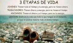 etapas  #3  #vida  #joven