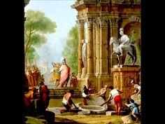 Domenico Scarlatti - Harpsichord Sonatas - Igor Kipnis ( Part 2 )