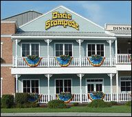 Dixie Stampede Dinner and Show Theater, Pigeon Forge, TN