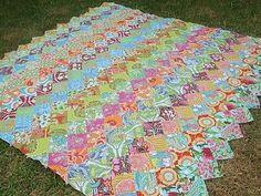Hydrangea pattern by Jane Brocket.