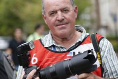 01/01/2017 - World-renowned cycling photographer Graham Watson announces retirement - Cycling Weekly