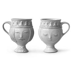 Love the whole Utopia line from Jonathan Adler!  Lord/lady mug