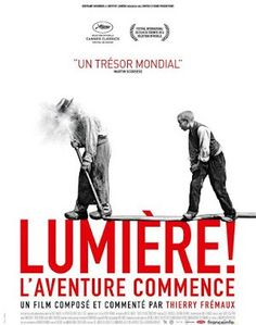 Film: The Lumière Brothers & The Cinematograph * Barb Best Film Vf, Cinema Film, Cinema Posters, Cinema Movies, Film Movie, Movie Posters, Martin Scorsese, Film 2016, Love Film