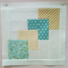 Easy Peasy Piecing www.darlingadventures.com #quilting #quiltblock