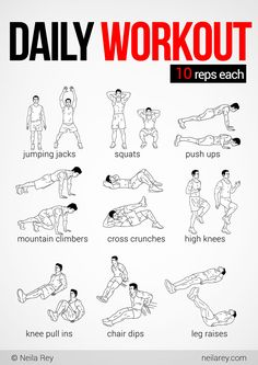 home workouts for men * home workout ; home workout plan ; home workouts for beginners ; home workout plan for women ; home workout no equipment ; home workout plan for beginners ; home workout room Gym Workout Tips, At Home Workout Plan, Workout Challenge, At Home Workouts, Workout Plans, Morning Workouts, Workout Quotes, Prison Workout, Neila Rey Workout