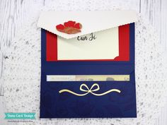 dana card design gift certificate money envelope card altenew