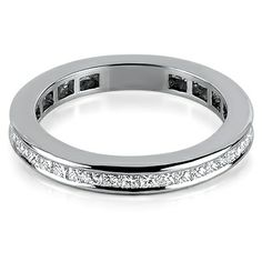 The Florence full eternity ring from Hatton Jewels