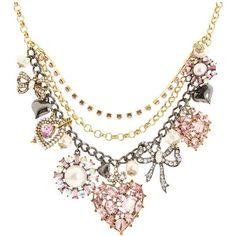 pinterest betsy johnson jewelry | Betsey Johnson Jewelry