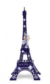 L'originale #merciGustave! Magic Flower en version limitée et numérotée #Design #Purple #White #Eiffel #Tower #merciGustave! ($73)