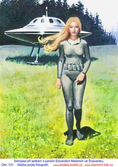 Wisdom from Semjase: she is by far the best oriented extraterrestrial concerning our situation on Earth. - Ashtar Command - Spiritual Community Network