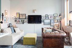 Eine Kreative Wohnzimmergestaltung Ist Selbst Mit Einem Kleinen Budget  Möglich. Mit Einfachen Mitteln, Kleinen Griffen Und Einrichtugnsideen, Die  Meistens