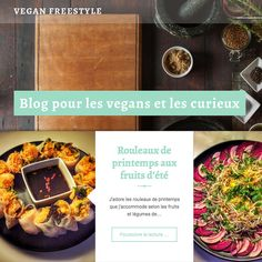 Ouaaais !! Mon blog a un mois aujourd'hui !    / Yeaaah my blog is one month old today ! #blogger #organic #vegan #veganfood #healthy
