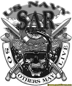 so others may live SAR Navy Search and Rescue
