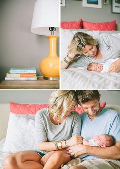 Baby Mila | Lifestyle Newborn Photography | Kati Mallory Photo  Design
