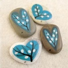 PEACEFUL STONES by Purple Candy on HUB PAGES