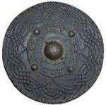 AN EXTREMELY RARE SCOTTISH TARGE OF THE REBELLION PERIOD