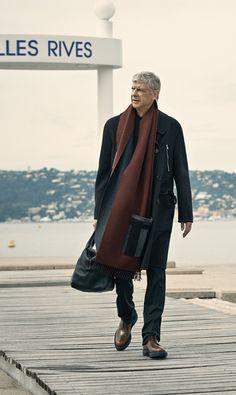 Wenger's Coat | FashionBeans