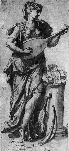 Musica by Martin De Vos, 1594
