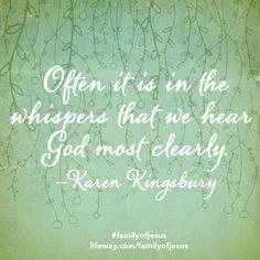 "Karen Kingsbury ""Family of Jesus"" #karenkingsbury @karenkingsbury…"