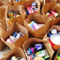 14 items Food Banks need most