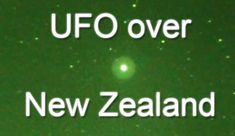 Huge bright object was flying across the night sky aboveEast Coast in New Zealand. This UFO video was recorded in early November 2014. What do you thing this was? Your opinion? Fake(4) Real(23) Not Alien(12) Related posts: Bright UFO over New Zealand – June 2014 Fast Moving UFOs Caught On Video By Australian Television Crew [...]