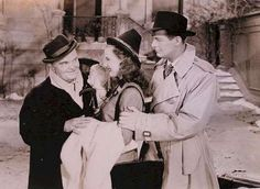 It Happened on Fifth Avenue . one of my favorite movies on TV when I was growing up, with Victor Moore, Gail Storm, Don DeFore, and Charlie Ruggles. Watch for it on TCM. Classic Christmas Movies, Holiday Movies, Christmas Classics, Classic Tv, Classic Movies, Classic Style, Old Movies, Great Movies, Ann Harding