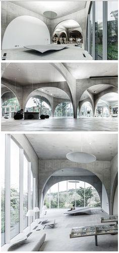 TAMA Art University Library by Toyo Ito Architects