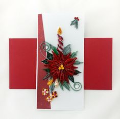 Christmas card Quilling Cards, Facebook Sign Up, Christmas Cards, Crochet, Christmas E Cards, Xmas Cards, Ganchillo, Christmas Letters, Crocheting