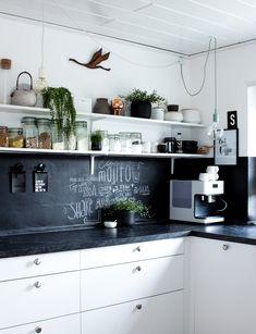 Die Küche im Sommer | SoLebIch.de