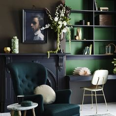With the 2019 Dulux Colour Forecast reveal almost upon us we're kicking off August with a #throwback to the gorgeous greens from 2015 featuring Dulux Shotover Street and Herald Island.