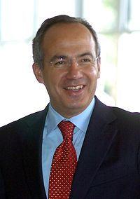 Felipe Calderón – México